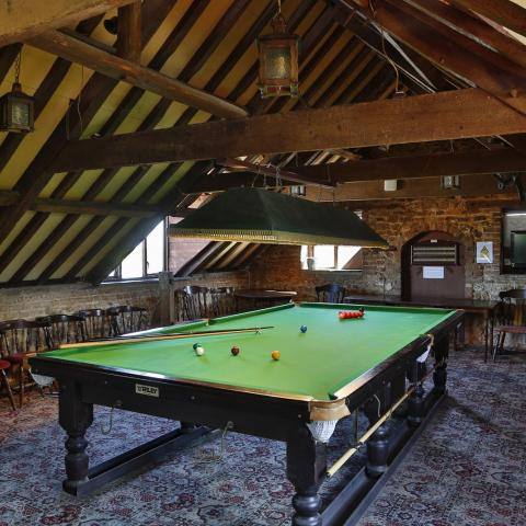 FA snooker table 1