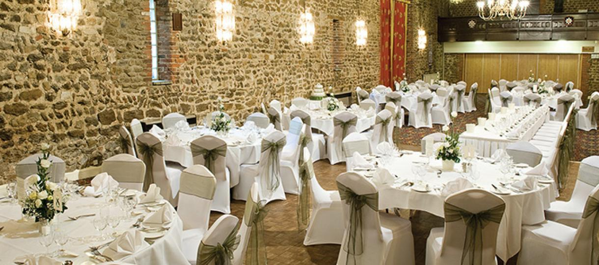 Wedding Receptions Knights Hill Hotel Spa